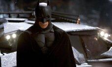 Sigatüüka vastuvõtukiri ja Batmani kostüüm pandi oksjonile