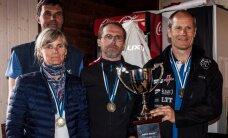 Tõnu Tõniste tiim krooniti klassi Melges 24 Eesti meistriks