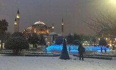 Eestlased Türgis: Istanbuli ilm on äärmiselt muutlik, hooti tuiskab metsikult