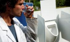 Belgia teadlaste masin tootis Genti kesklinnas möödakäijate uriinist 1000 liitrit vett