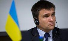 Глава МИД Украины в Таллинне: Россия ведет гибридную войну со всей Европой
