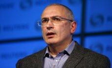 На следующей неделе в Эстонию приедет Михаил Ходорковский
