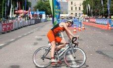 Kaidi Kivioja tõusis triatloni MM-sarja etapil esmakordselt esikümnesse
