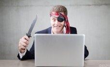 """Arvutimaailma peatoimetajast sai """"piraat"""""""