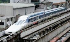 Ameeriklaste oma Rail Baltic: Washingtonist New Yorki 40 minutiga