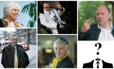 Результаты опроса Delfi: кто должен стать следующим президентом Эстонии?