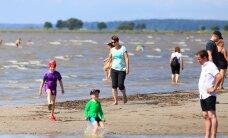 Рапорт ЕС: в 63% мест для купания в Эстонии вода очень хорошего качества