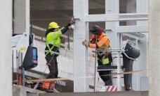 FOTOD | Porto Franco ehitusplatsil käib jälle ehitamine