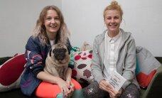Как успеть самое главное до Нового года? Сестры Хелене и Анне Ветик и мопс Костя дают советы