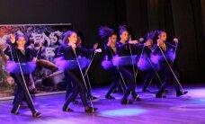 ФОТО: Молодые таланты поклонились городу-юбиляру Кохтла-Ярве