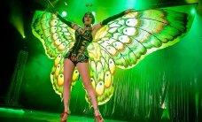 FOTOD: Helsingi burleskifestival tõi lavale värvika glamuuri