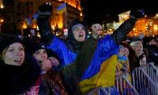 Еще один день в Киеве: недолгая блокада администрации президента, 126 милиционеров в больницах