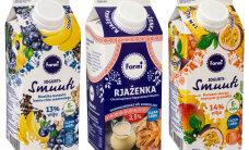 Farmi toob turule uued jogurtismuutid ja moodsas pakendis rjaženka