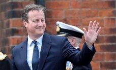 Кэмерон ушел с поста члена парламента Великобритании