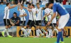 FOTOD: Saksamaa võitis Itaaliat penaltiseerias ja pääses poolfinaali!