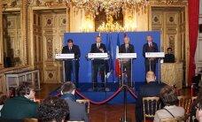 В Москве прошли политические консультации между Эстонией и Россией