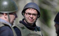 Миксер: мы обсудим вопрос размещения тяжелой техники США в Эстонии через неделю