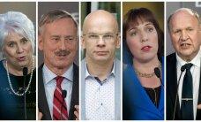 BLOGI viimaselt presidendikandidaatide debatilt: Siim Kallas: ma olen eriti hea meeskonnamängija, kui ma olen selle juht!