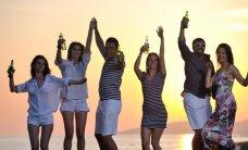 Teismelised alkoholi tarvitamisest: see on põlvest-põlve edasi antud traditsioon