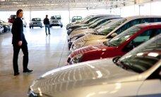Kasutatud autode turul toimetatakse aktiivsemalt kui eelmisel aastal