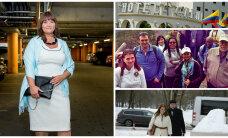 Министр предпринимательства тратит на поездки по заграницам десятки тысяч евро налогоплательщиков