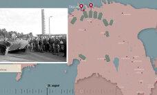 Visualiseeritud kiirpilk kolmele päevale, mis muutsid Eesti saatust
