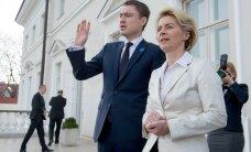 Министр обороны Германии оценила вероятность конфликта на Балтике