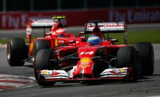 Videoanalüüs: ikkagi Alonso rammis Räikköneni rajalt välja