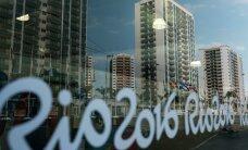 Eestlased olümpiakülas: vett pole, aga uksed käivad kinni