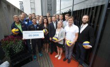ФОТО: За победу в Евролиге сборная Эстонии получила премию 26 000 евро