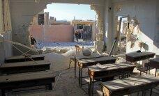 FOTOD ja VIDEO: UNICEF: õhurünnakus Süüria koolile hukkus 22 last