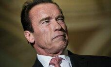 VIDEO: Arnold Schwarzeneggeri sohipoeg näeb välja justkui isa noorusaja peegelpilt