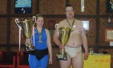 Baruto poolvend Meelis Höövelson tuli sumo MM-il viiendaks