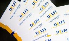 Названы самые любимые бренды в Латвии: Delfi — наиболее влиятельное СМИ в соцсетях