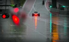 Poolikuks jäänud kvalifikatsiooni võitis Austinis Nico Rosberg