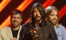 Parim rokkbänd on Foo Fighters