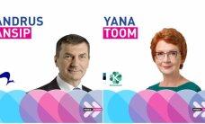 ALDE tunnistas viga Ansipi ja Toomi valimisreklaami avaldamisel
