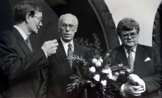 Selgitusi ja kommentaare Eesti välispoliitika kohta aastail 1990-1992