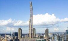 Londonisse plaanitakse meie teletorni kõrgust puidust pilvelõhkujat