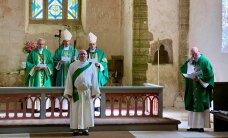FOTOD | Ametlikult vaimuliku teenistuses: Igor Gräzin ordineeriti vikaardiakoniks