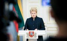 Президент Литвы утвердила состав нового кабинета министров
