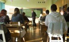 Käru ja Kaarma vallas vähenes koolilaste arv aastaga kolmandiku võrra