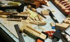 Naised saavad Olustveres puutööd õppida