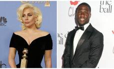 Tõeline kangelane! Kevin Hart päästis Kuldgloobuste galal Lady Gaga elu