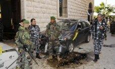 Bekaa orus vahistati eestlaste rööviga seotud neli meest