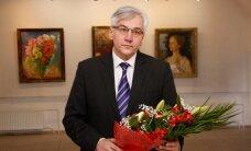 ФОТО DELFI: Посол Республики Беларусь побывал с рабочим визитом в Кохтла-Ярве