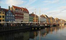 В Копенгагене неизвестный ранил двух полицейских