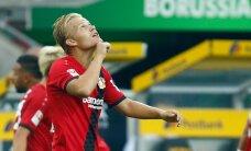 VIDEO: Dortmund alustas hooaega võiduga, noor soomlane avas Bundesligas väravaarve kahe minutiga