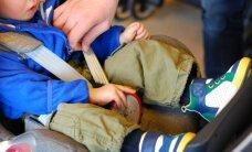 Autosõidu ABC: kuidas valida lapse turvatooli