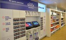 Tallink открывает в супермаркете судна Star систему самообслуживания